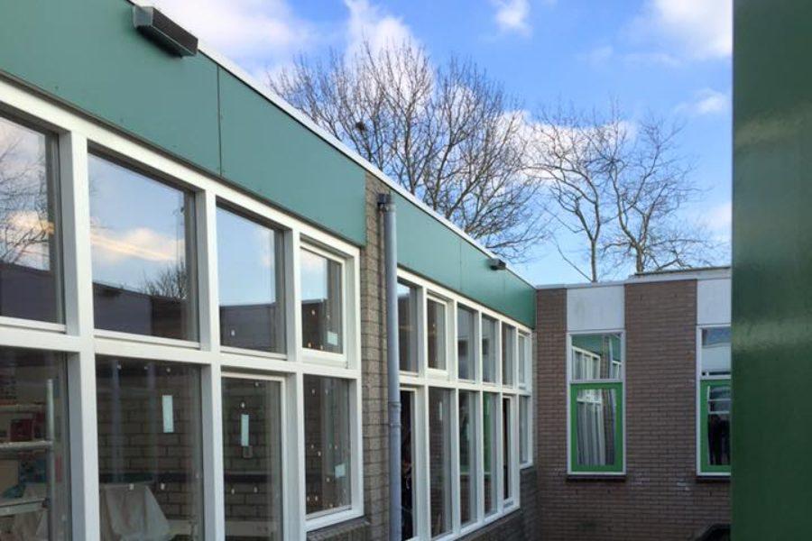 Kozijnen school